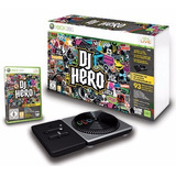 Dj Hero Novo Xbox360