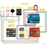 Curso Completo Arduino Em Vídeos Aula + Projeto Robot Combat