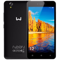 Telemóvel Weimei Neon 4g Doble Whatsapp Dual Sim Livre Preto